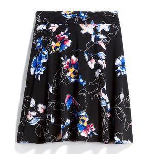 Flower Swing Skirt